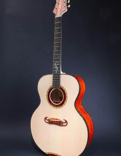 beautiful-acoustic-cocobolo-guitar